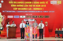 giai billiards carom 3 bang quoc te binh duong tranh cup becamex ijc number1
