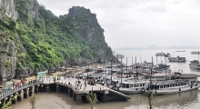 ha long di san ky quan diem den than thien