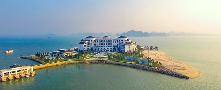 dau an toa lau dai vinpearl resort spa ha long