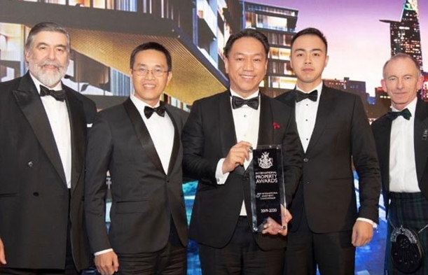the galleria residence cua sonkim land duoc vinh danh tai international property awards 2019