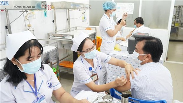 Viet Nam se thanh lap Quy vaccine phong COVID-19 hinh anh 1