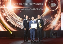 sonkim land duoc vinh danh tai asia pacific property awards 2020